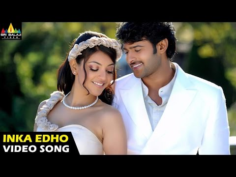 Darling Movie Inka Eedo Video Song || Prabhas Kajal (1080p)