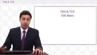 CA Final Direct Tax Laws - TDS & TCS