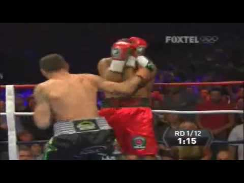 Danny Green V Roy Jones Jr TKO 1 Video