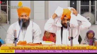 Dhan Dhan Guru Ramdas Ji   Bhai Hindaal Ji   Langar Seva   Katha   G.Vishal Singh Ji   6th Oct'17