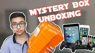 Mystery Box Sponsorship | Free Mystery box Unboxing | Hassan Studio