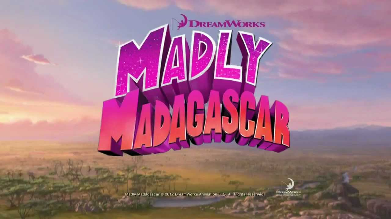 madly madagascar official dvd release trailer 1 2013