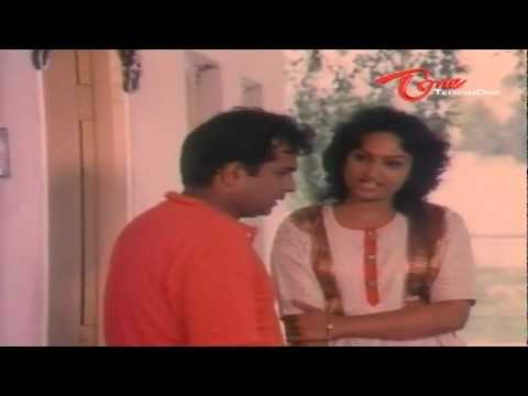Telugu Comedy - Brahmi Fire On His Girl Friend