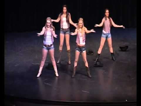 All American Girl by Carrie Underwood Choreography