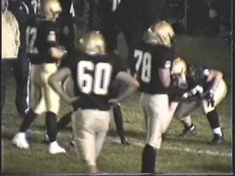 Driscoll Catholic High School Football Pre-Game Warm-Up (2002 Season)