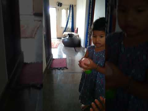 Telugu Rhymes  Dr Satvi funny video thumbnail