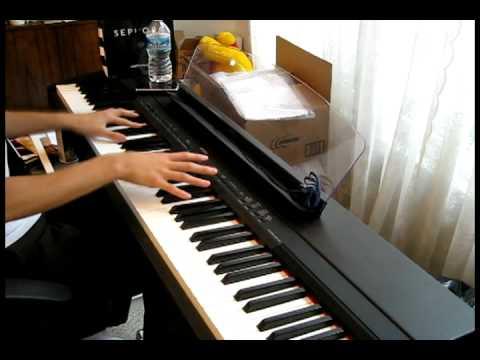 Snsd & 2pm - Cabi Song (caribbean Bay) Piano video