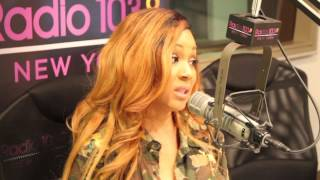 Erica Campbell Shares Thoughts on Church Tragedy in Charleston