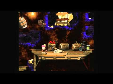 CGRundertow - DONKEY KONG COUNTRY 2: DIDDY'S KONG QUEST for Super Nintendo Video Game Review