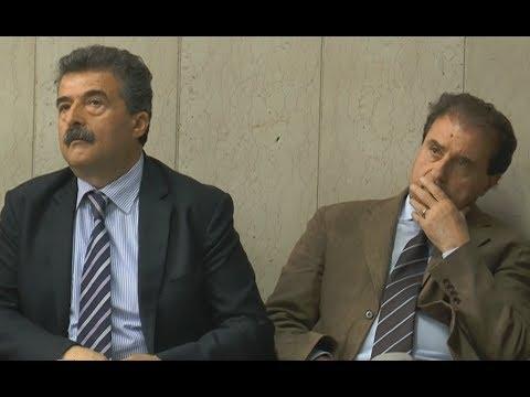 http://www.pupia.tv - Caserta - L'esordio ufficiale di Antonio Iovine come collaboratore di giustizia arriva sabato mattina, in videoconferenza al processo, ...