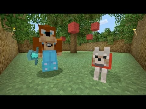 Minecraft Xbox Bury Berry 163