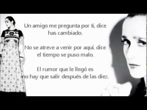 Julieta Venegas - Vuelve