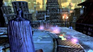 Batman: Arkham City - doing storage glitches