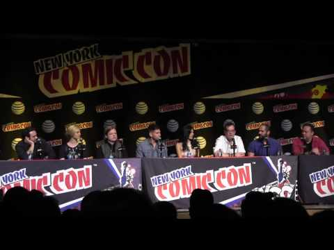 Marvel Netflix Daredevil & Jessica Jones Panel NYCC 2015