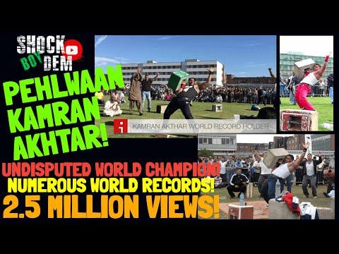 5 Time World Record Holder!!