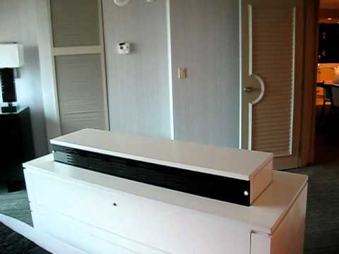 Mirage Las Vegas 2 bedroom hospitality suite