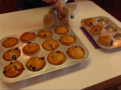 Betty's Morning Coffee Blueberry Muffins Recipe