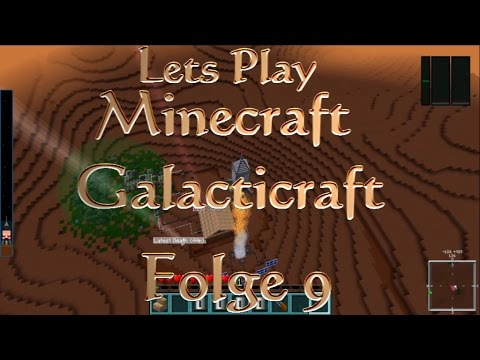 Lets Play Minecraft Galacticraft S4 Folge #09 (74) Die Rückkehr zur Erde (Full-HD)