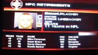Draft Preview in ESPN NFL 2K5