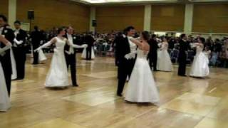 Stanford Viennese Ball 2007 Opening Committee Waltz