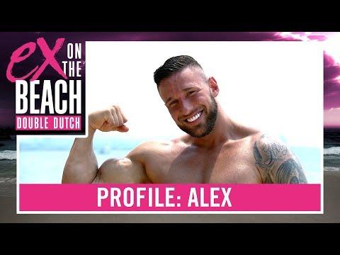 "ALEX: ""Ik doe zeker graag VIEZE dingen� | PROFILES | Ex on the Beach: Double Dutch"