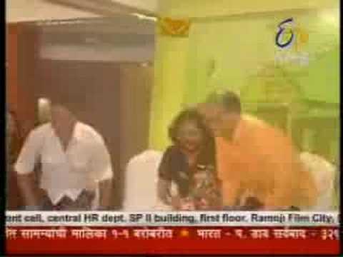 e tv marathi coverage sunder maze ghar