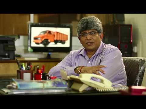 TATA 407 : Maninesh Ganatra shares his experience