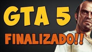 GTA 5 TÁ PRONTO!, NOVO MODO THE LAST OF US & BATTLEFIELD 4 - LEVEL 22