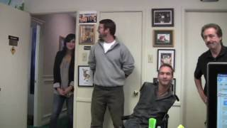 Ray Comfort -Behind the Scenes- 5/31/10