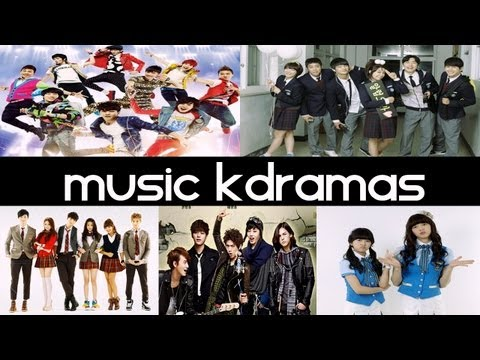 Top 5 Korean Music Dramas of 2012 - Top 5 Fridays