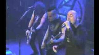 Клип Anthrax - Safe Home (live)