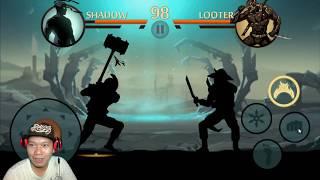 Búa Mjolnir Shadow Fight 2 HNT Chơi game Bình luận vui HNT Channel New 112