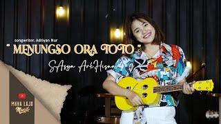 Download lagu MENUNGSO ORATOTO -  SASYA ARKHISNA  ( MAHA LAJU MUSIK)
