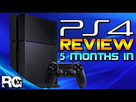 PlayStation 4 Review - 5 Months In