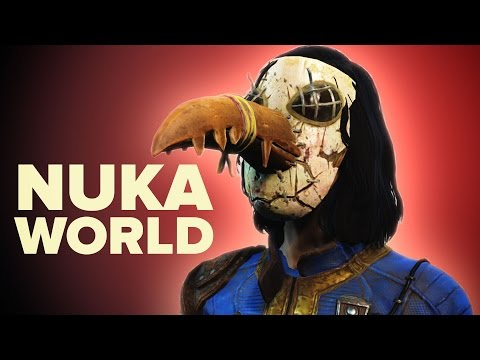 """Fallout 4 Nuka-World DLC """"Everything YOU Must See"""""""