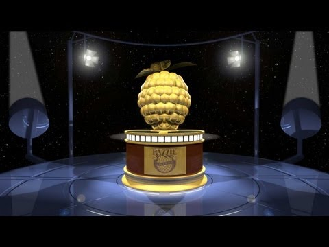 2013 Razzie Award Nominations Announced