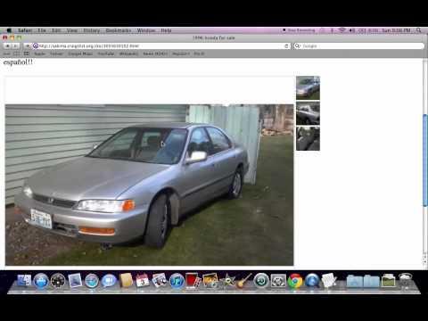 Craigslist Ellensburg Wa Cars