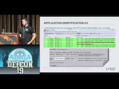DEFCON 19: Network Application Firewalls: Exploits and Defense ( w speaker)