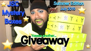 JSC Mystery Boxes (Summer Edition) 2019