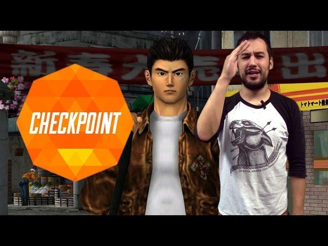 Checkpoint (24/10/14) - San Andreas HD confirmado pro 360, Halo 5 e Gears of War
