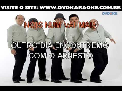 Demônios Da Garoa   Samba Do Arnesto