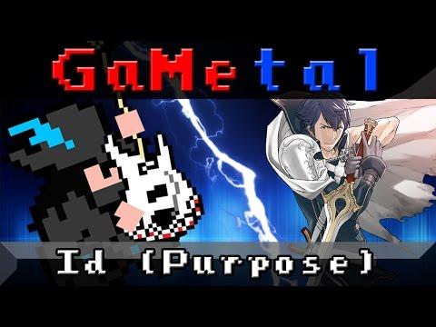 Id (Purpose) (Fire Emblem Awakening) - GaMetal Remix