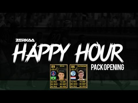 FIFA 13 | Happy Hour Pack Opening (SIF Thiago SIlva & IF Huntelaar)