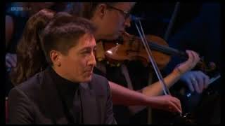 BBC Proms Young Musician 40th Anniversary Saint Saens Carnival of The Animals 2 pianos
