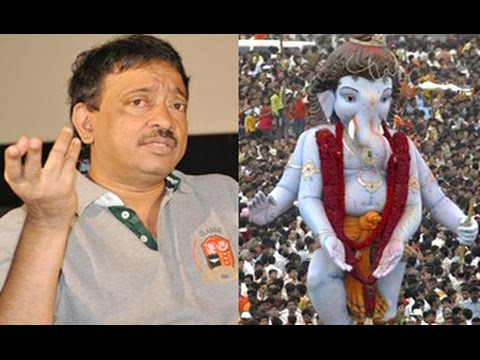 RGV Gets Into Trouble on Ganesh Chathurthi | Hot Bollywood News...