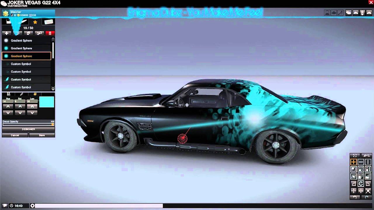 Car design apb car editor download - joergschittkowski.com