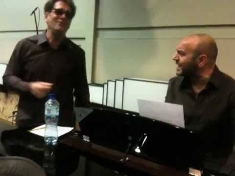 HUEY LEWIS & ELIO PACE - Shake, Rattle And Roll (Rehearsal for 'Weekend Wogan' 16/10/2010)
