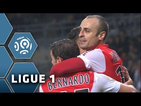 But Dimitar BERBATOV (45') / Toulouse FC - AS Monaco (0-2) -  (TFC - MON) / 2014-15