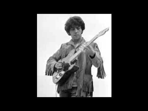 Clarence White - Noodling on the String Pull
