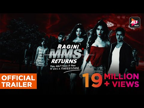 RAGINI MMS RETURNS | Uncensored | Official Trailer (HD) | #RaginiIsBack #ALTBalajiOriginal thumbnail